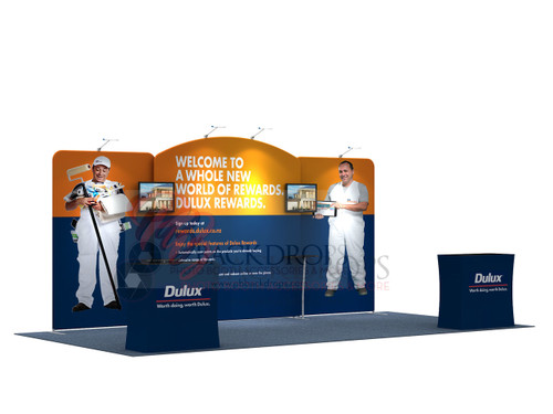 Trade Show Booth #17