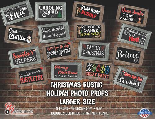 Rustic Christmas Bundle