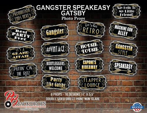 Gangster/Speak Easy/Gatsby Bundle