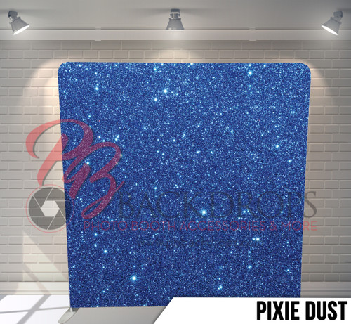 Single-sided Pillow Cover Backdrop  (Pixie Dust)