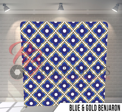 Blue & Gold Benjaron