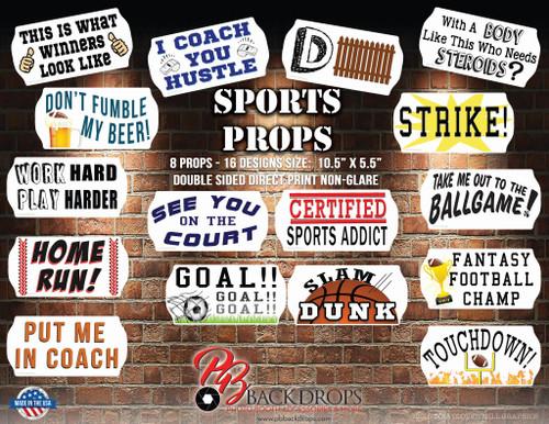 Sports Prop Bundle