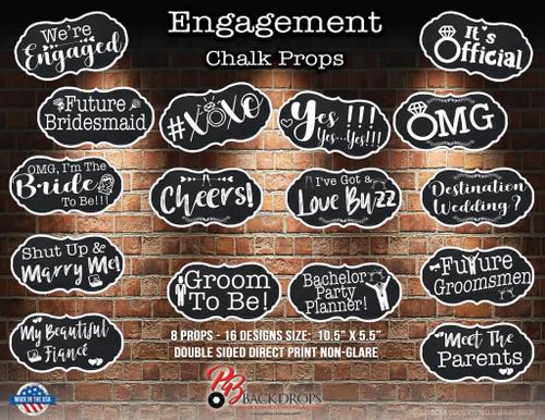 Engagement Chalk Bundle