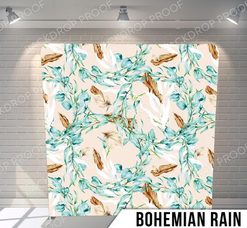 Single-sided Pillow Cover Backdrop  (Bohemian Rain)