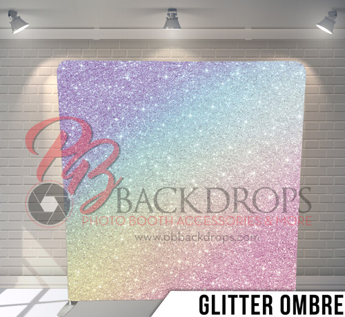 Single-sided Pillow Cover Backdrop  (Glitter Hombre)
