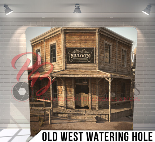 Old West Watering Hole