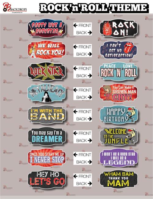 Rock N Roll Bundle