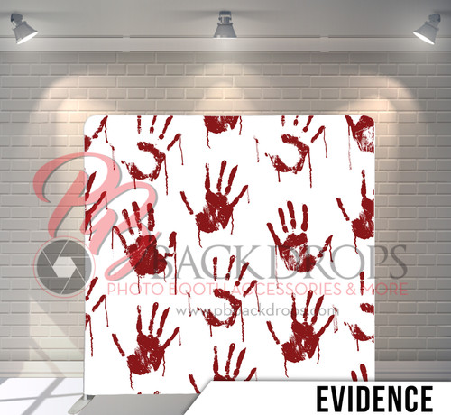 Single-sided Pillow Cover Backdrop  (Evidence)