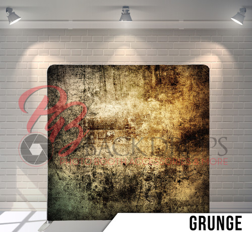 Single-sided Pillow Cover Backdrop  (Grunge)