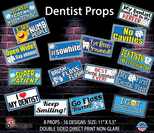 Dentist Props Bundle