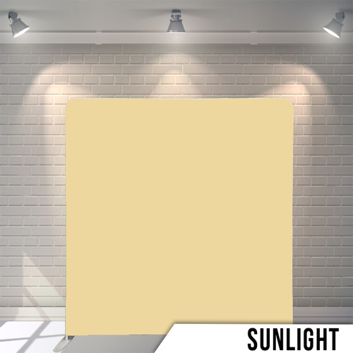 Single-sided Pillow Cover Backdrop  (Sunlight)