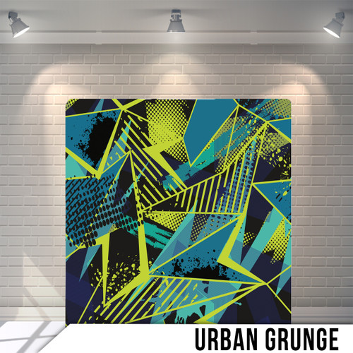 Single-sided Pillow Cover Backdrop  (Urban Grunge)