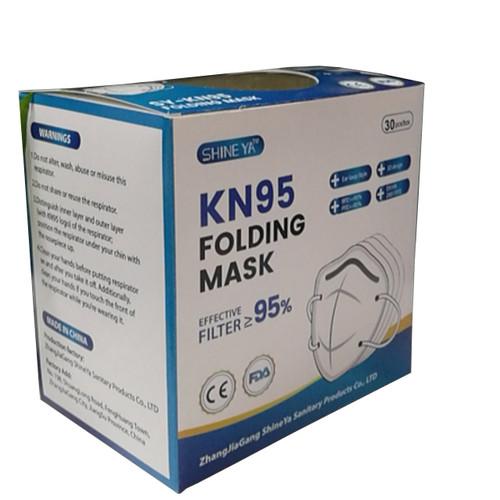 KN95 Masks (1 box minimum 30 per box)