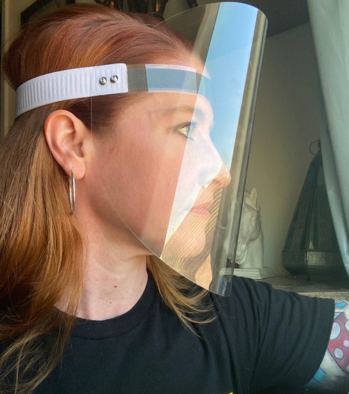Face Shields - Pack of 10