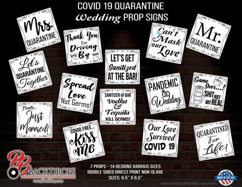 Covid 19 Quarantine Wedding Bundle