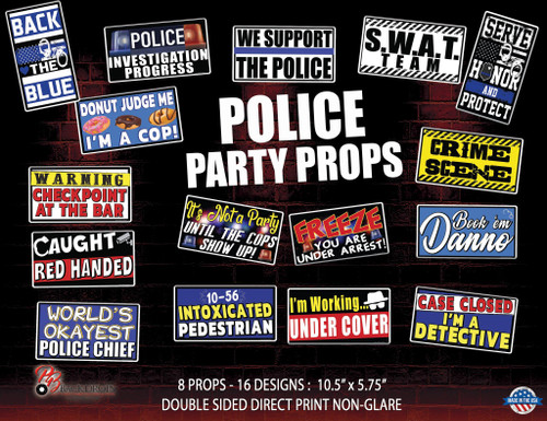 Police Party Bundle
