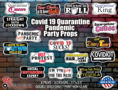 Pandemic Lockdown Quarantine Bundle