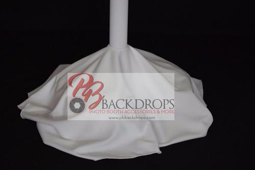 Base Covers - White | PB Backdrops