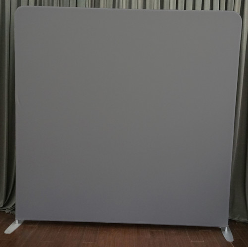 Single-sided Custom backdrop - Grey | PB Backdrops