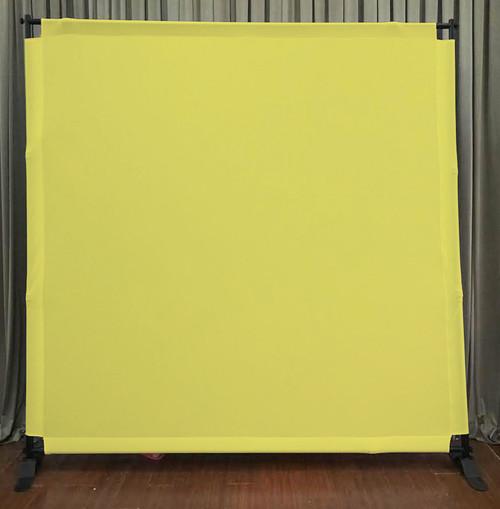 8x8 Printed Tension fabric backdrop - Yellow | PB Backdrops