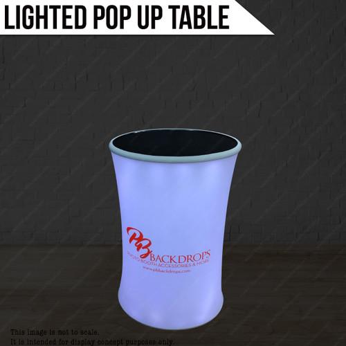 Illuminated Auto pop up counter
