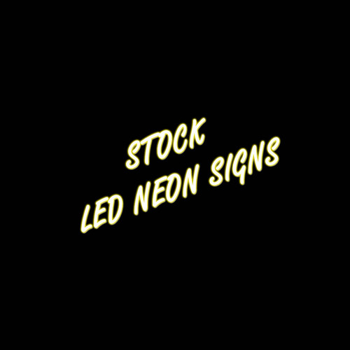 LED/NEON Signs