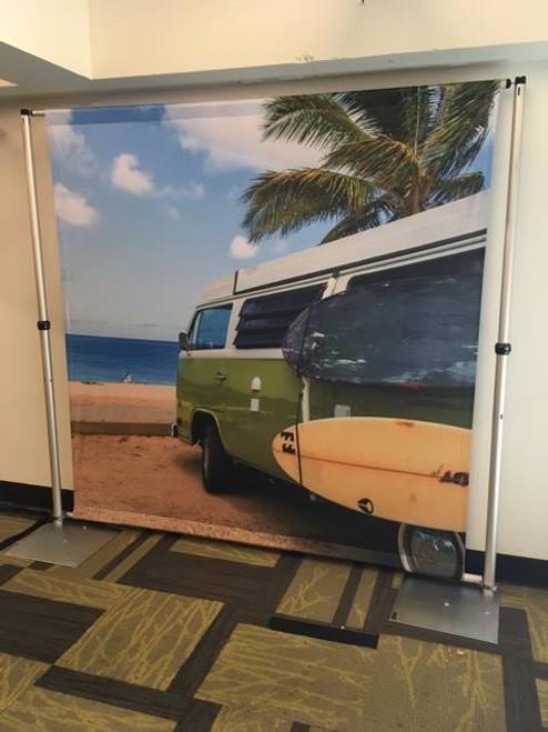 Single-sided Custom backdrop - Your Design | PB Backdrops