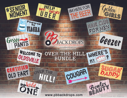 Over the Hill Bundle
