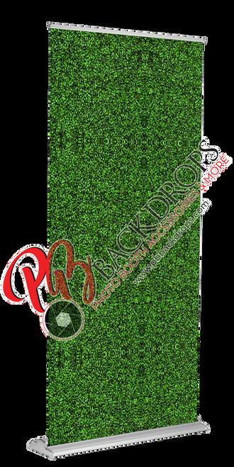 "Hedge Wall Retractable 60"" x 92"""