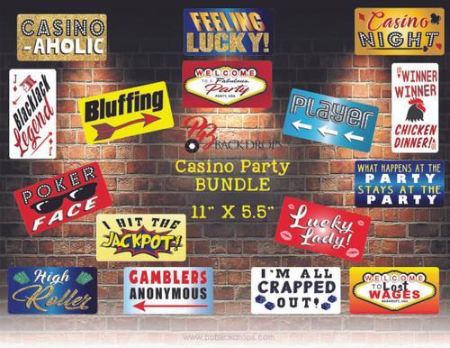 Vegas/Casino Bundle