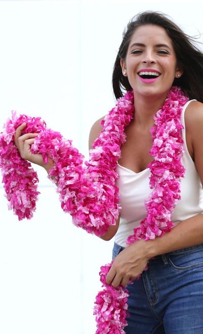 Original Featherless Boa - Pink Mix | PB Backdrops