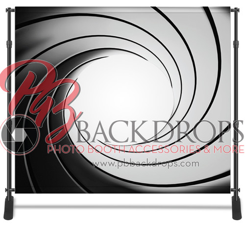 8x8 Printed Tension fabric backdrop - 007 | PB Backdrops