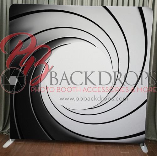 Single-sided Pillow Cover Backdrop  - 007 | PB Backdrops