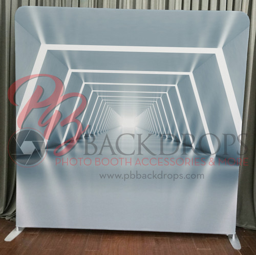 Single-sided Pillow Cover Backdrop  - Hall of Lights | PB Backdrops