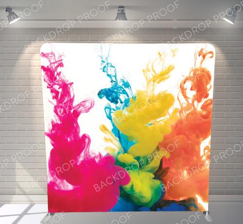 Single-sided Pillow Cover Backdrop  - Color Smoke | PB Backdrops