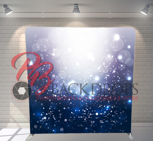 Single-sided Pillow Cover Backdrop  - Royal Bokeh | PB Backdrops