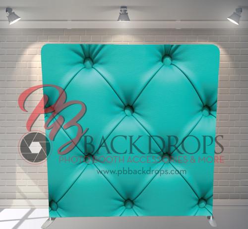 Single-sided Pillow Cover Backdrop  - Tiffany Cushion | PB Backdrops