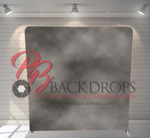 Single-sided Pillow Cover Backdrop  - Gray Portrait | PB Backdrops