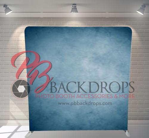 Single-sided Pillow Cover Backdrop  - Light Blue Portrait | PB Backdrops