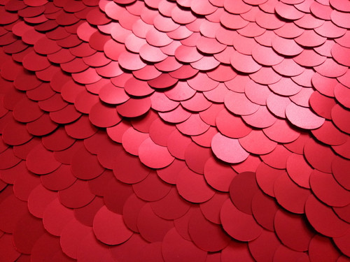 Red Sequin - 18mm | PB Backdrops