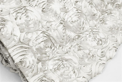 Satin Roses  - Rosette Backdrops