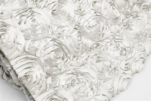 Satin Roses  - Rosette Backdrops