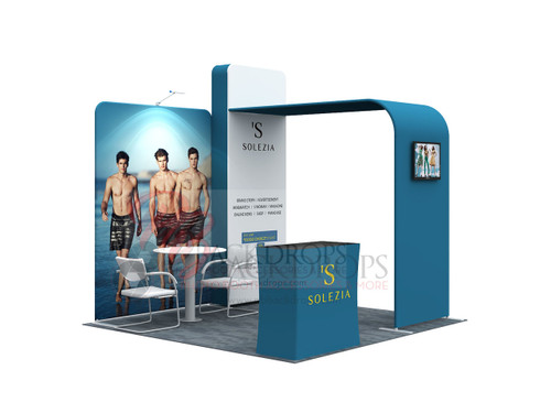 Trade Show Booth #1