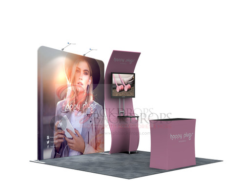 Trade Show Booth #9