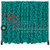 Rosette Bundle - 2 Satin Roses Rosette Backdrops with Free Shipping