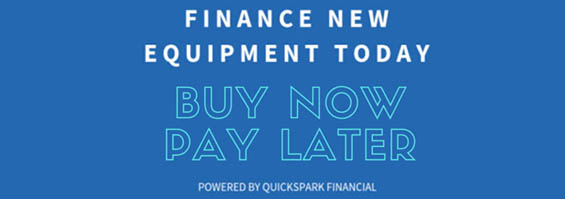 Finance your purchase with QuickSpark