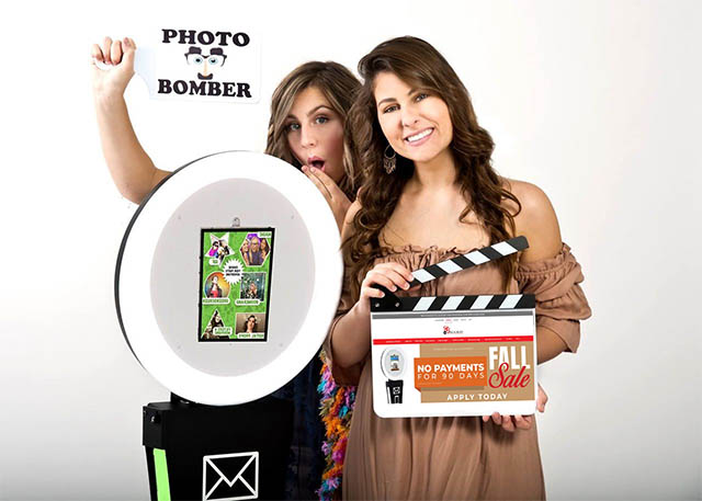 PB Backdrops Photo Booths and more