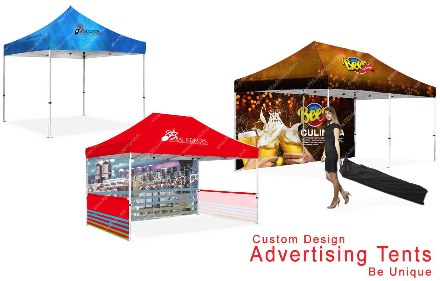 event and Advertising Tents