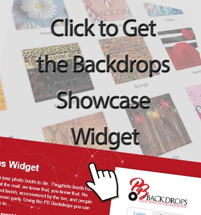 Backdrop Showcase Widget
