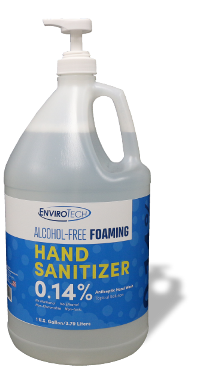 Alcohol Free Foaming Hand Sanitizer